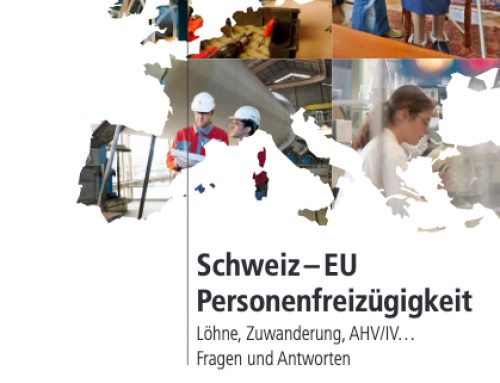 Schweiz & EU Personenfreizügigkeit